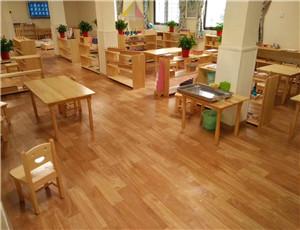 木纹PVC塑胶地板