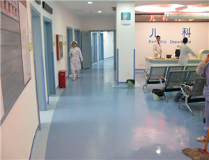 儿科PVC塑胶地板