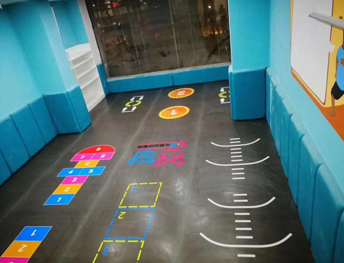儿童体适能地板