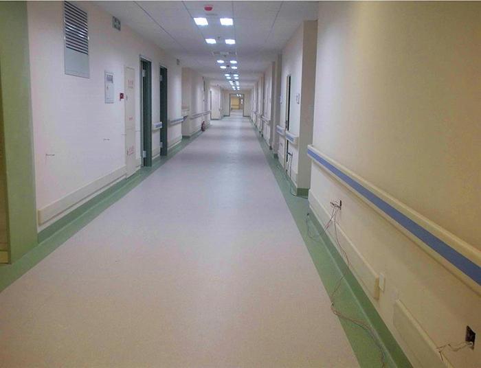 医院塑胶地板胶