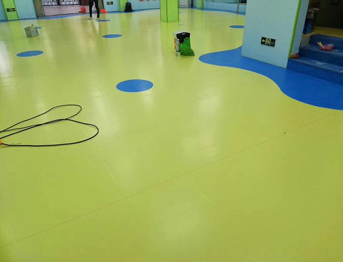 健康环保防滑耐磨pvc地板
