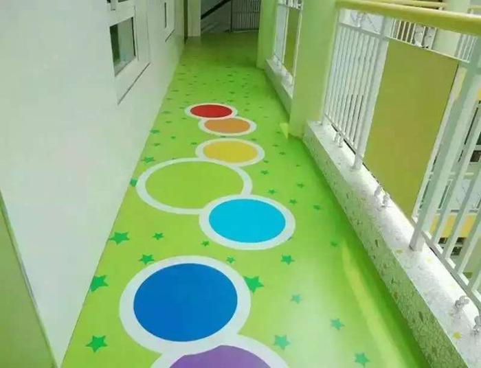 儿童地板胶
