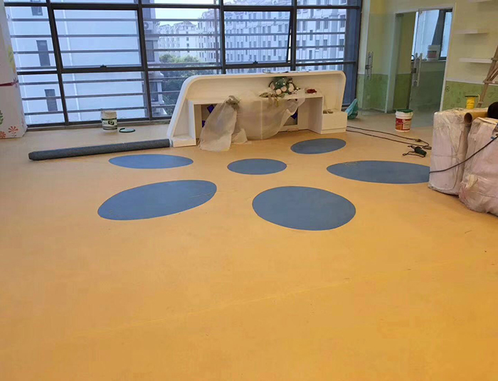 儿童环保pvc地板