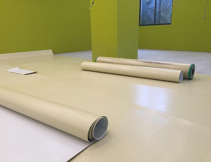 培训班地板胶