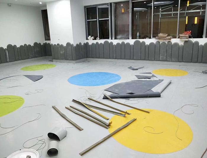 早教机构地板
