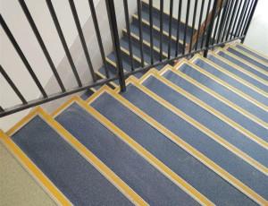 楼梯包角-PVC直角软口条