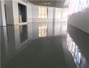 木地板找平施工