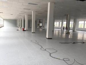 电子厂PVC防静电地板
