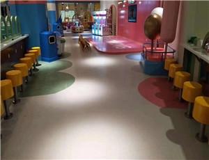 儿童塑胶地板