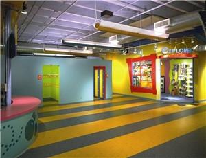 无甲醛PVC地板胶
