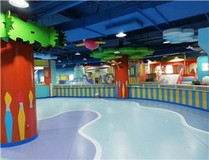 儿童乐园定制地胶