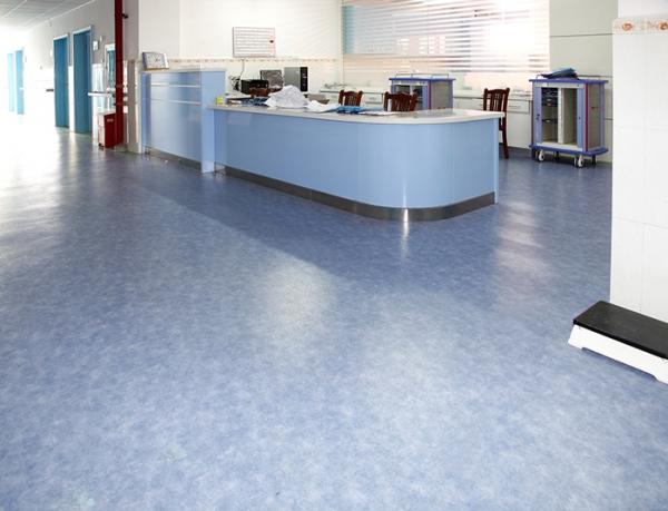 美容院环保防滑pvc地板