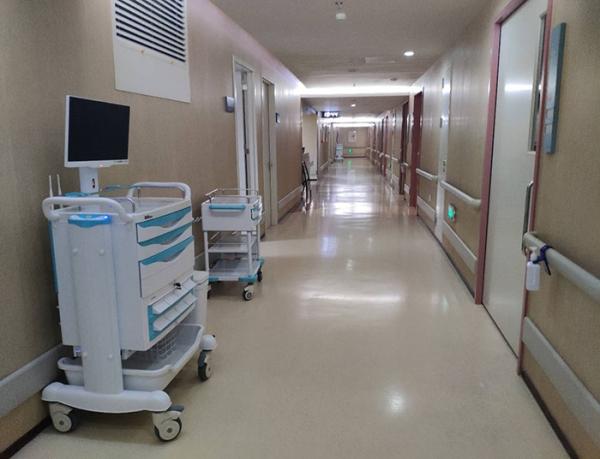医院pvc防滑地板胶