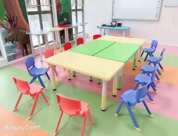 英语培训班pvc地板胶