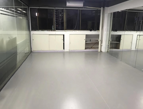 重庆办公室工业风塑胶地板
