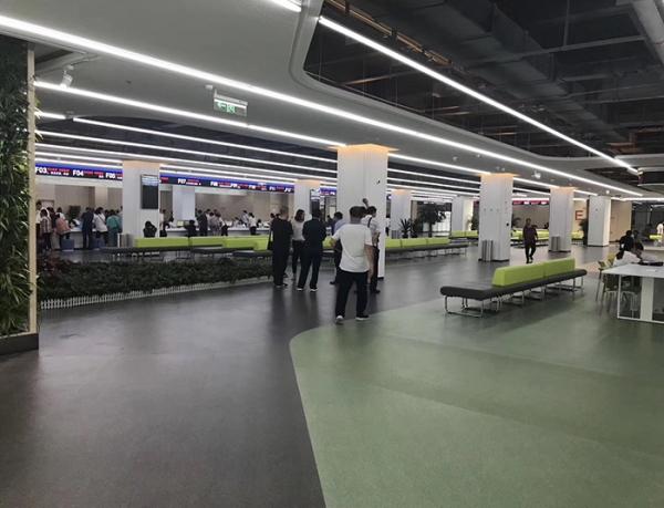 重庆商场儿童早教PVC地板