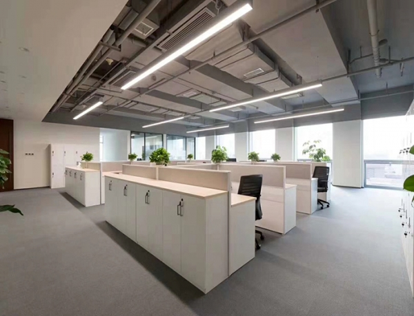 重庆办公室仿地毯纹塑胶地板