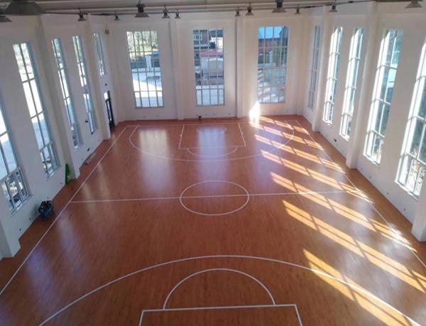 重庆篮球场运动地板