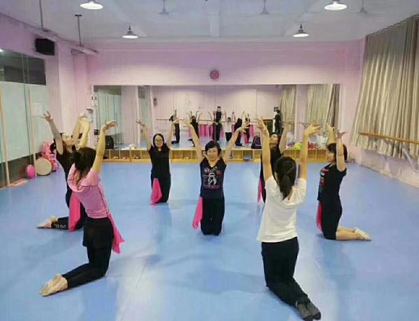 达州舞蹈室PVC塑胶地板