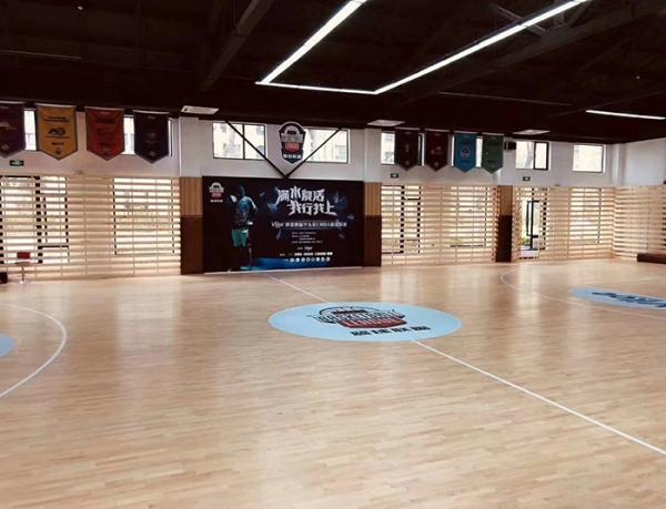 重庆篮球场地板